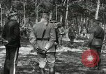 Image of 7th Machine Gun Battalion France, 1918, second 42 stock footage video 65675021487