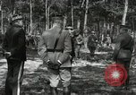 Image of 7th Machine Gun Battalion France, 1918, second 43 stock footage video 65675021487