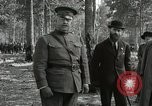 Image of 7th Machine Gun Battalion France, 1918, second 52 stock footage video 65675021487