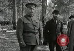 Image of 7th Machine Gun Battalion France, 1918, second 53 stock footage video 65675021487