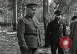 Image of 7th Machine Gun Battalion France, 1918, second 56 stock footage video 65675021487