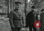 Image of 7th Machine Gun Battalion France, 1918, second 58 stock footage video 65675021487