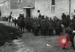Image of German prisoners France, 1918, second 8 stock footage video 65675021490