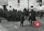 Image of German prisoners France, 1918, second 21 stock footage video 65675021490