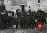 Image of German prisoners France, 1918, second 29 stock footage video 65675021490