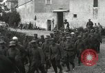 Image of German prisoners France, 1918, second 34 stock footage video 65675021490