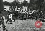 Image of United States troops France, 1918, second 45 stock footage video 65675021491