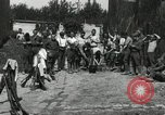 Image of United States troops France, 1918, second 53 stock footage video 65675021491