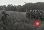 Image of 26th Division troops France, 1918, second 60 stock footage video 65675021493