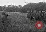 Image of 26th Division troops France, 1918, second 62 stock footage video 65675021493