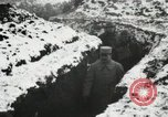Image of bayonet drill France, 1918, second 7 stock footage video 65675021499