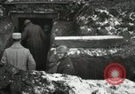 Image of bayonet drill France, 1918, second 14 stock footage video 65675021499