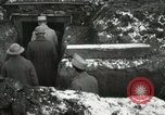 Image of bayonet drill France, 1918, second 17 stock footage video 65675021499