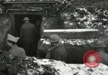 Image of bayonet drill France, 1918, second 21 stock footage video 65675021499