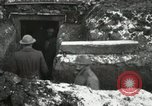 Image of bayonet drill France, 1918, second 23 stock footage video 65675021499