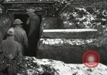 Image of bayonet drill France, 1918, second 26 stock footage video 65675021499