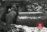 Image of bayonet drill France, 1918, second 27 stock footage video 65675021499
