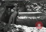 Image of bayonet drill France, 1918, second 29 stock footage video 65675021499