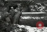 Image of bayonet drill France, 1918, second 31 stock footage video 65675021499