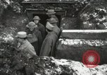 Image of bayonet drill France, 1918, second 34 stock footage video 65675021499