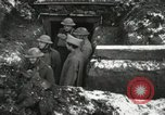 Image of bayonet drill France, 1918, second 35 stock footage video 65675021499