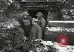 Image of bayonet drill France, 1918, second 36 stock footage video 65675021499
