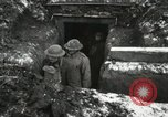 Image of bayonet drill France, 1918, second 38 stock footage video 65675021499