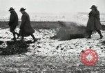 Image of bayonet drill France, 1918, second 45 stock footage video 65675021499