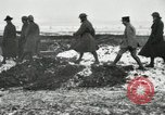 Image of bayonet drill France, 1918, second 54 stock footage video 65675021499