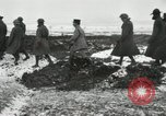 Image of bayonet drill France, 1918, second 56 stock footage video 65675021499