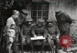 Image of General Albert Jesse Bowley France, 1918, second 24 stock footage video 65675021511
