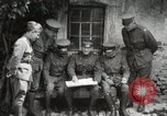Image of General Albert Jesse Bowley France, 1918, second 25 stock footage video 65675021511