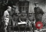 Image of General Albert Jesse Bowley France, 1918, second 26 stock footage video 65675021511