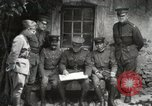 Image of General Albert Jesse Bowley France, 1918, second 30 stock footage video 65675021511