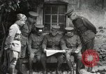 Image of General Albert Jesse Bowley France, 1918, second 34 stock footage video 65675021511