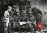 Image of General Albert Jesse Bowley France, 1918, second 35 stock footage video 65675021511
