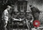 Image of General Albert Jesse Bowley France, 1918, second 39 stock footage video 65675021511