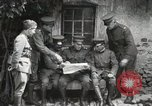 Image of General Albert Jesse Bowley France, 1918, second 40 stock footage video 65675021511