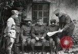 Image of General Albert Jesse Bowley France, 1918, second 42 stock footage video 65675021511