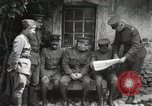 Image of General Albert Jesse Bowley France, 1918, second 49 stock footage video 65675021511