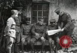 Image of General Albert Jesse Bowley France, 1918, second 50 stock footage video 65675021511