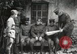 Image of General Albert Jesse Bowley France, 1918, second 52 stock footage video 65675021511