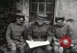 Image of General Albert Jesse Bowley France, 1918, second 58 stock footage video 65675021511