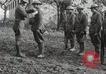 Image of decoration ceremony France, 1918, second 19 stock footage video 65675021516