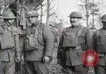 Image of decoration ceremony France, 1918, second 30 stock footage video 65675021516
