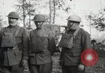 Image of decoration ceremony France, 1918, second 35 stock footage video 65675021516