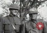 Image of decoration ceremony France, 1918, second 37 stock footage video 65675021516