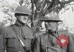 Image of decoration ceremony France, 1918, second 38 stock footage video 65675021516