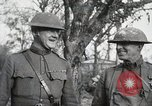 Image of decoration ceremony France, 1918, second 39 stock footage video 65675021516