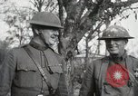 Image of decoration ceremony France, 1918, second 40 stock footage video 65675021516